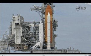 Final Space Shuttle Launch - On The Launchpad