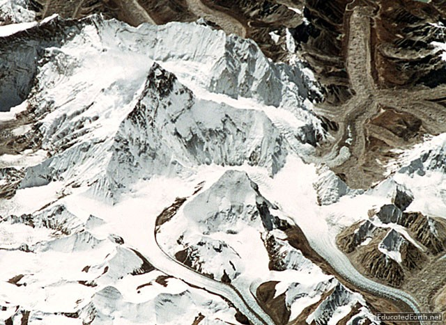 Everest From Space