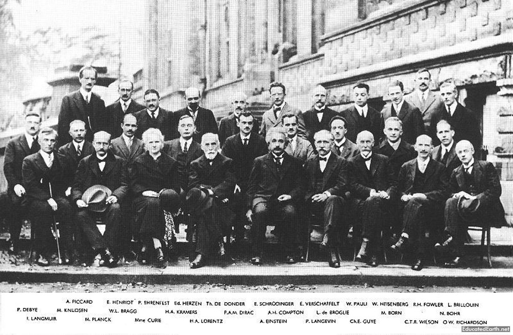 Solvay Conference - 1927